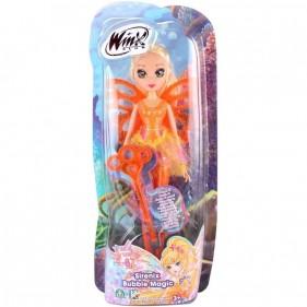 Winx Sirenix Bubble Magic Stella