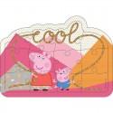 Peppa Pig Puzzle in Legno 12 Pezzi
