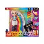 Rainbow High Hair Studio Bambola Amaya Raine