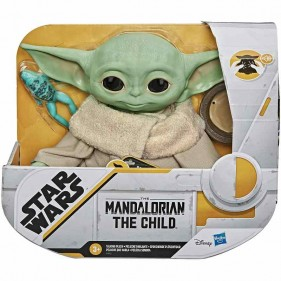Star Wars The Child Yoda Peluche Parlante
