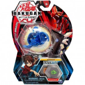Bakugan Serpenteze creatura trasformabile