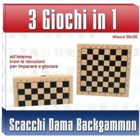 3 Giochi in 1