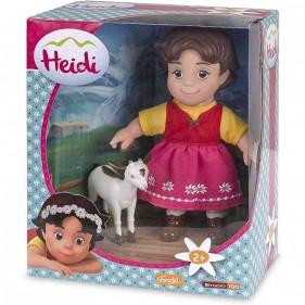 Heidi bambola 17 cm