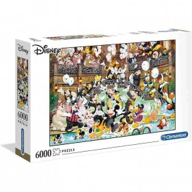 Puzzle - Disney Gala - 6000 Pezzi