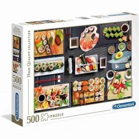 Puzzle Sushi 500 Pezzi