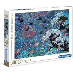 Puzzle Dancing With The Stars 500 Pezzi