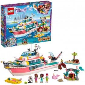 LEGO Friends 41381 Motoscafo di Salvataggio