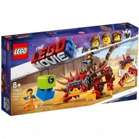 LEGO Movie 70827 - Ultrakatty e Lucy guerriera!