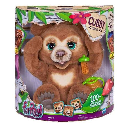 Cubby Furreal