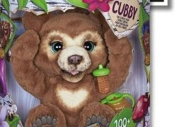 CUBBY THE CURIOUS BEAR FURREAL FRIENDS